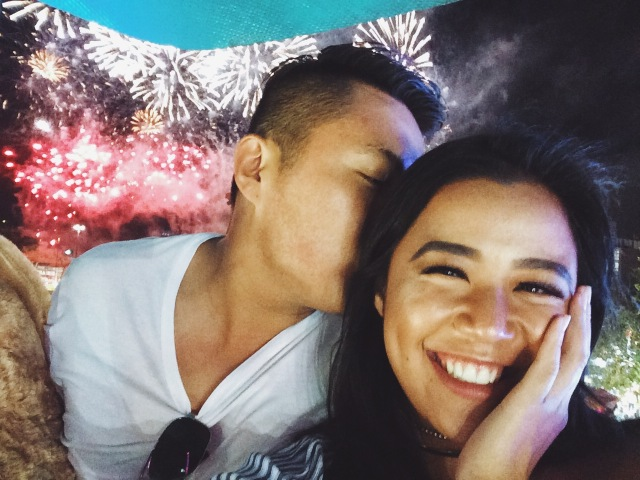 """Stampede 2017 - """"Fireworks and a Kiss"""""""