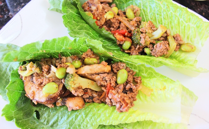 Lettuce Wraps – Quick, Easy andDelicious