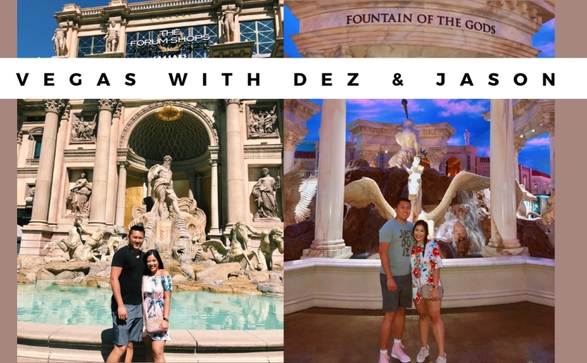 Vegas With Dez & Jason – Our 3 DayVacay