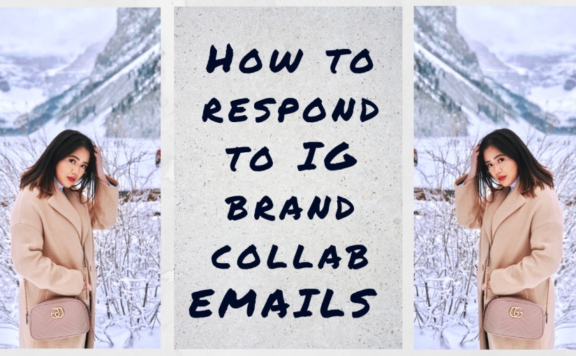 How to Respond to Instagram Brand CollaborationEmails