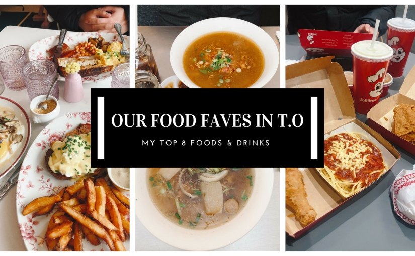 OUR FOOD FAVES INT.O.