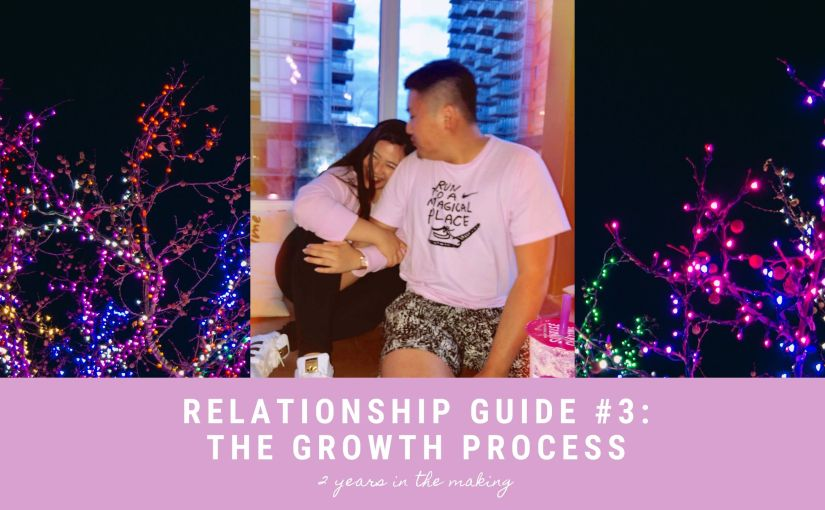 Relationship Guide #3: The GrowthProcess